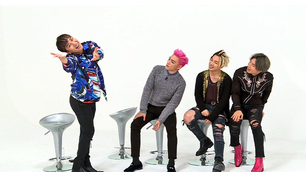 [Photos] More pictures of BIGBANG for Weekly Idol ...
