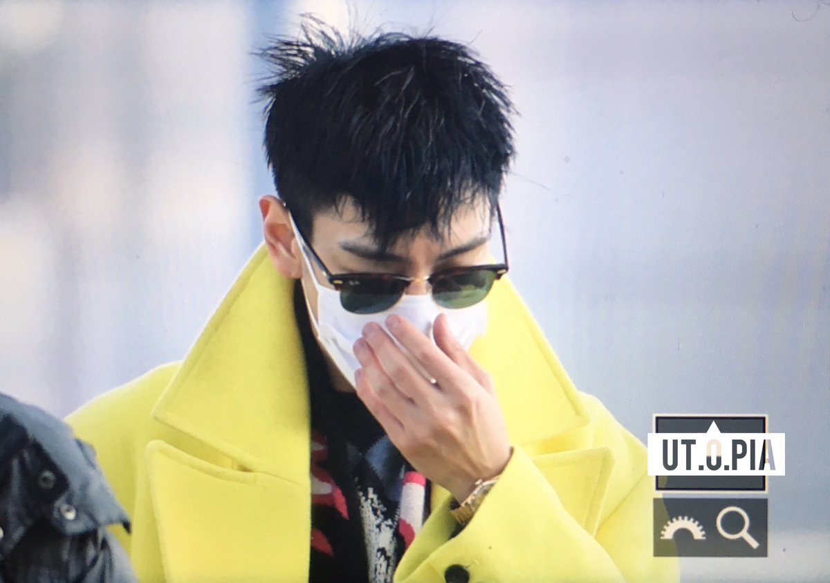 TOP departure Seoul to Los Angeles 2017-01-09 (4)