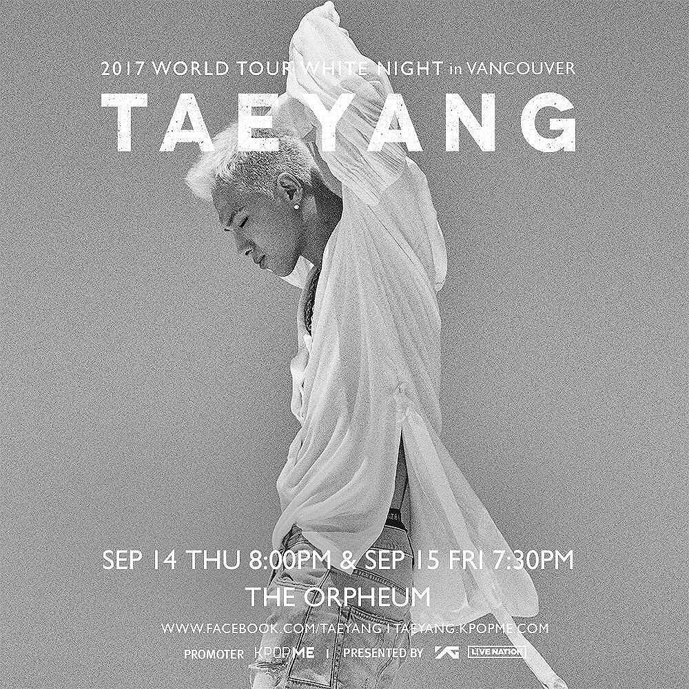 Taeyang Instagram Aug 13, 2017 5:38pm