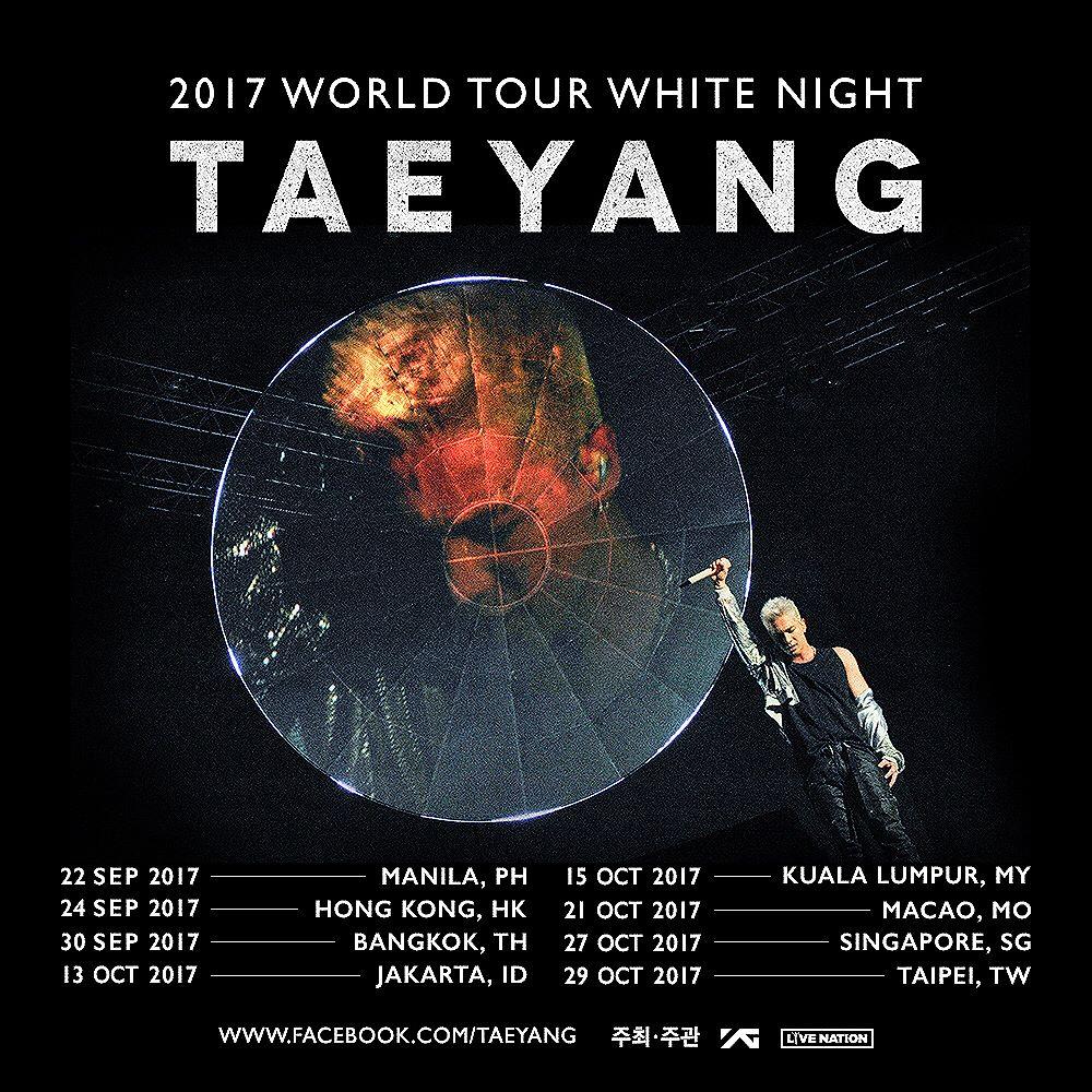Taeyang Instagram Aug 10, 2017 4:34pm
