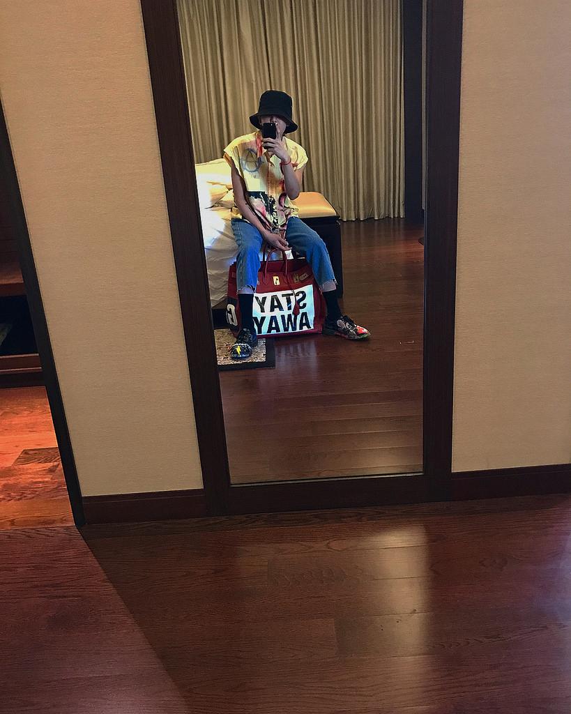 G-Dragon #권지용 Instagram carousel Sep 13, 2017 1240pm (KST) (5)