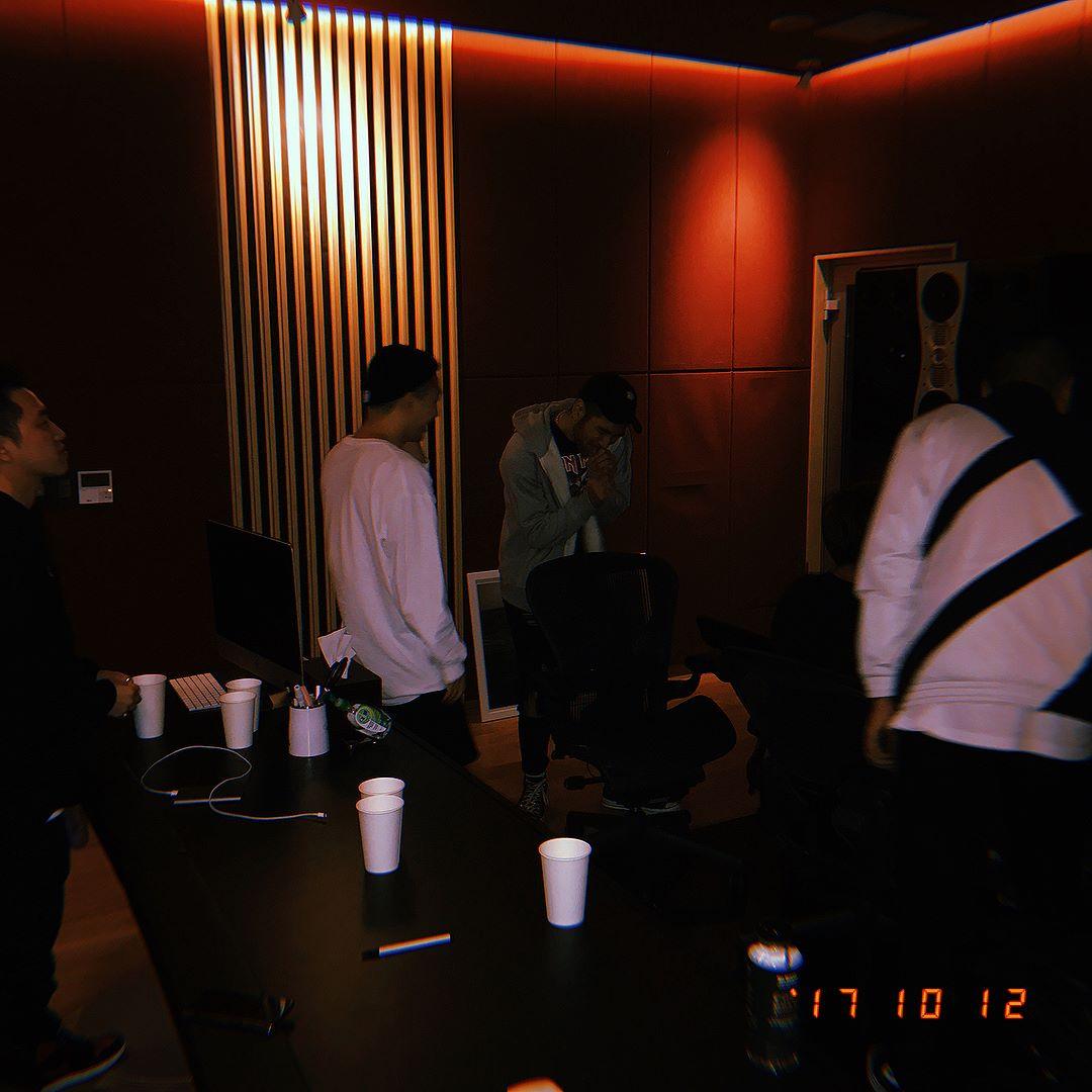 Taeyang Instagram Oct 12, 2017 11:42am