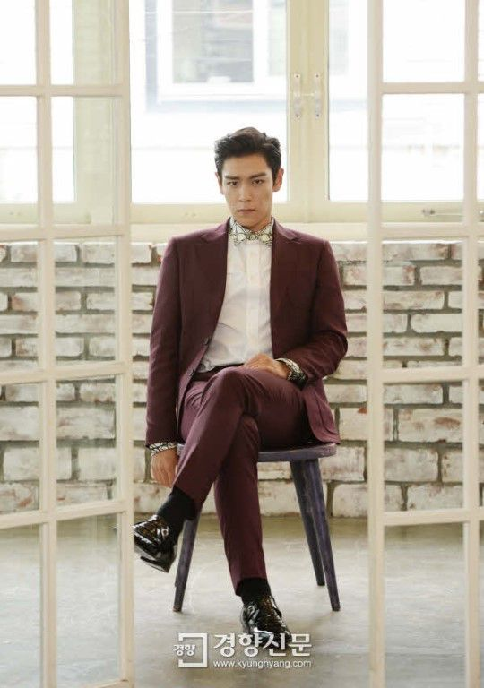 Press Photos Top Interview With New Photos For The Kyunghyang