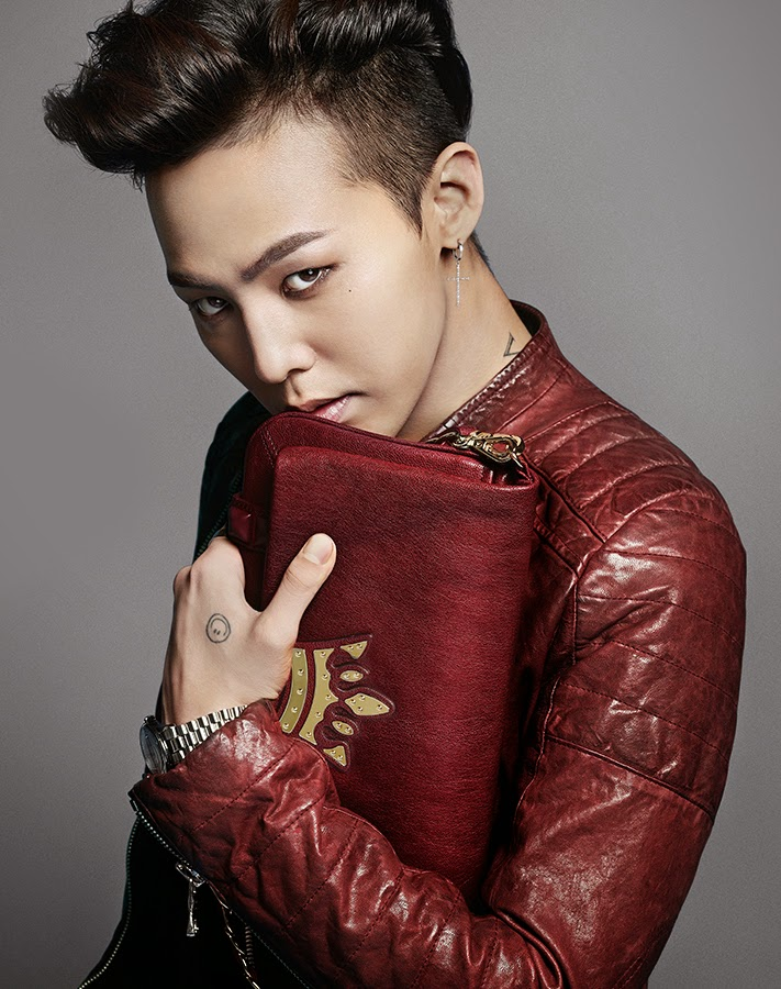 G Dragon 2013 Photoshoot G-Dragon for J Estina ...