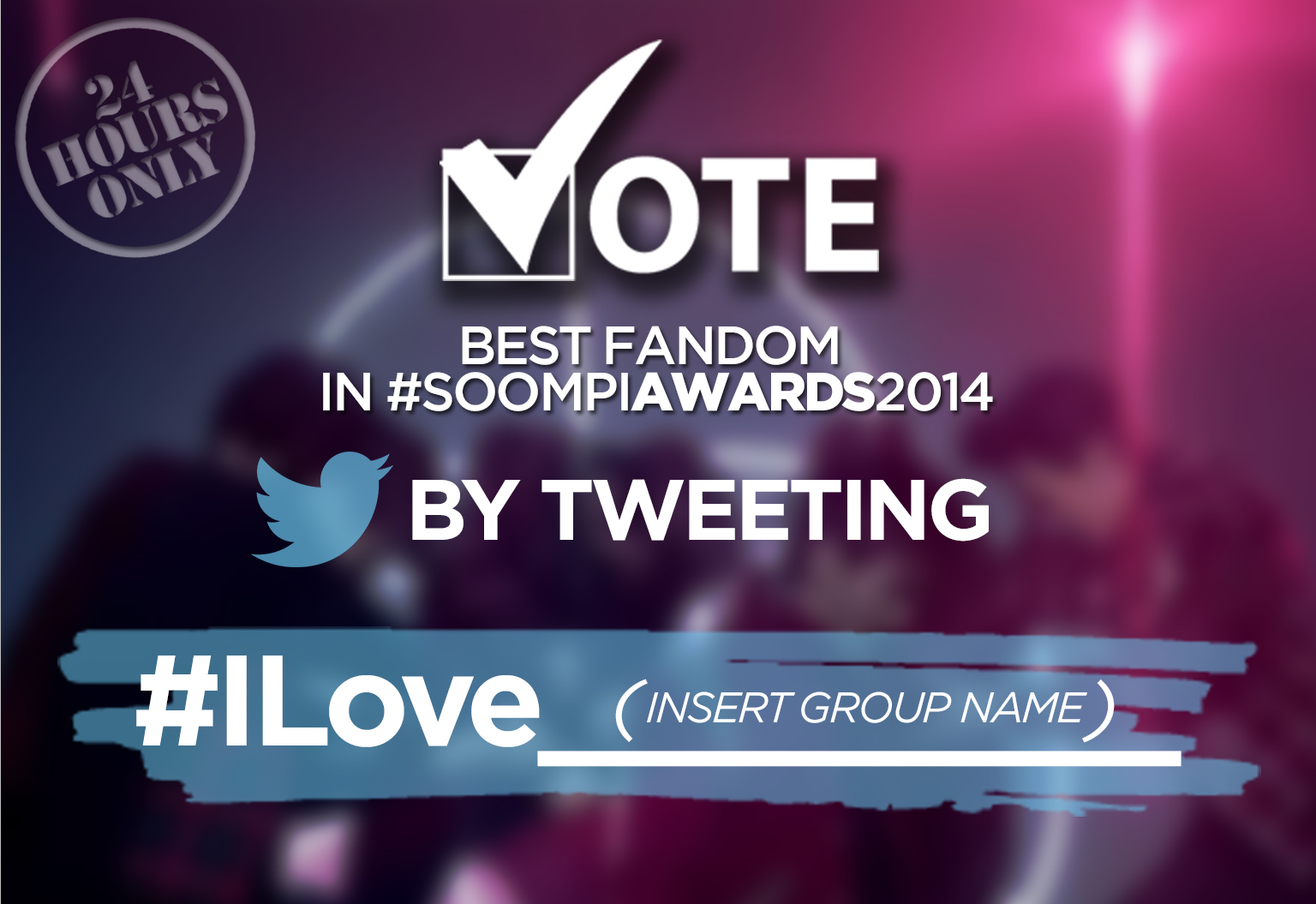 The Battle Continues! 24 Hours Only – Vote for Round Two of Best Fandom in Soompi Awards 2014