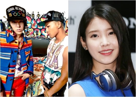 """G-Dragon, Taeyang, and IU Reported to Join This Year's """"Infinity Challenge"""" Music Festival"""