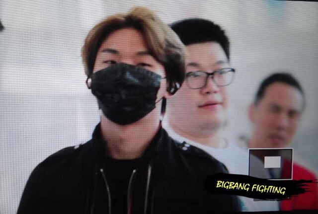 Big Bang - Hong Kong Airport - 15jun2015 - BigbangFighting - 01