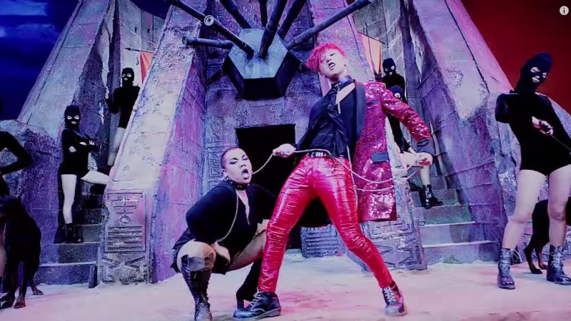 "Parris Goebel Shares About Her Experience Working on BIGBANG's ""BANG BANG BANG"""