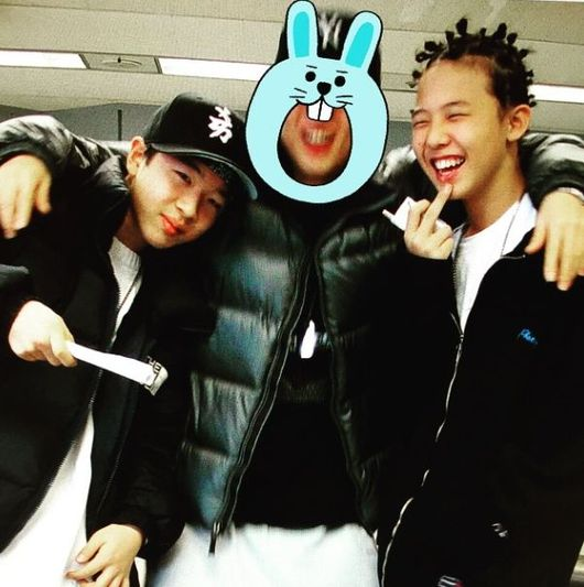 Yang Hyun Suk Shares Photo of BIGBANG's Taeyang and G-Dragon as Youngsters