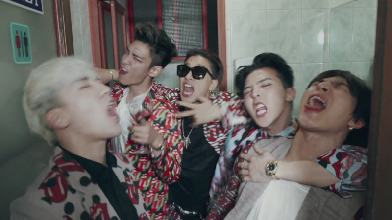 "BIGBANG Breaks 200 Million Views Total from ""MADE SERIES"" Music Videos"