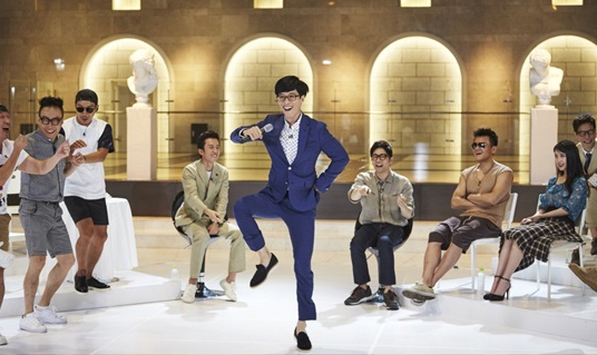 """Fans Camp Out in Line for Up to Two Days for """"Infinity Challenge"""" Music Festival"""
