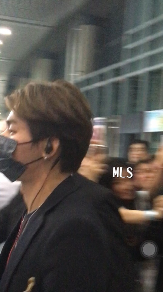 BIGBANG Departure Macao to Seoul 2015-10-26 by MyLadies???? (1)