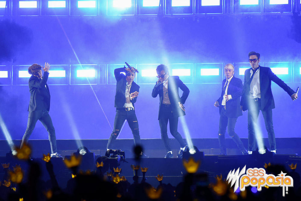 SBS Australia Official Pictures BIGBANG Made in Sydney 2015-10-17 (6)