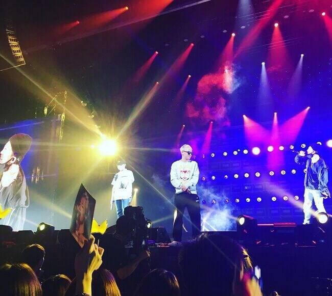 BIGBANG MADE in Sydney Day 1 SOUNDCHECK 2015-10-17 002