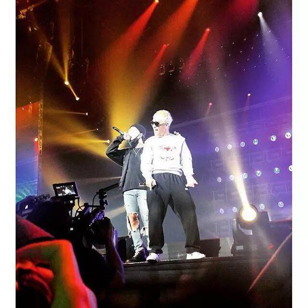 BIGBANG MADE in Sydney Day 1 SOUNDCHECK 2015-10-17 001