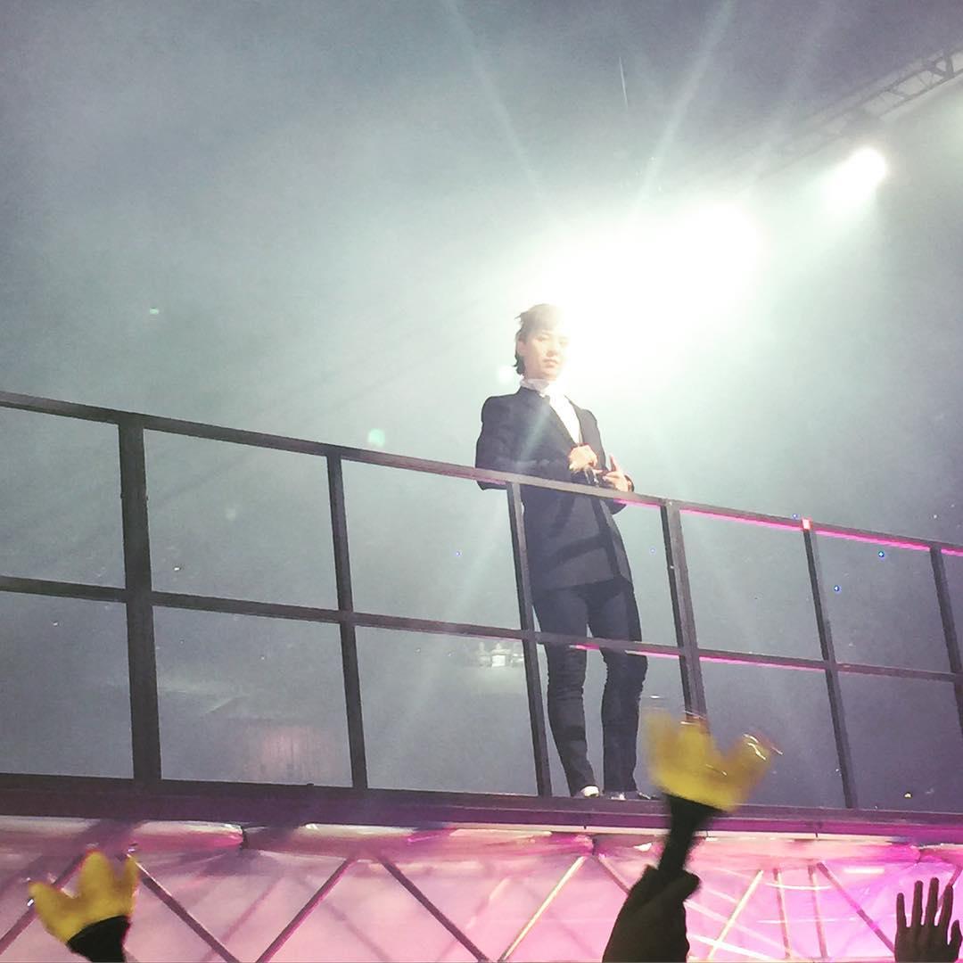 BIGBANG MADE in Sydney Day 1 Previews 2015-10-17 apple_cavs (1)