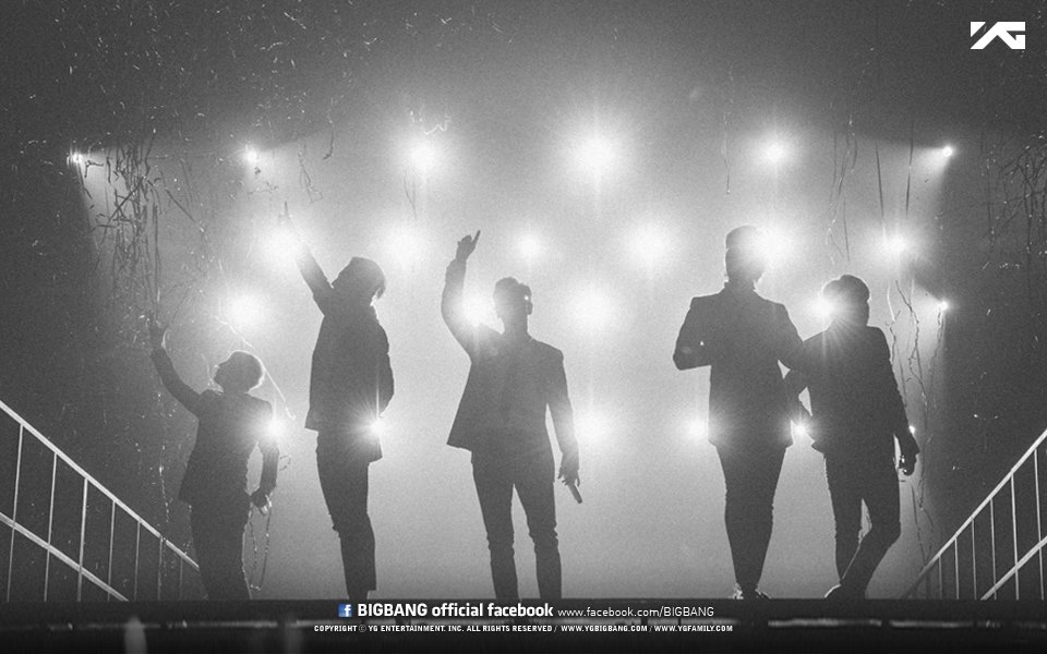 BIGBANG MADE in Sydney YG Official pics 2015-10-17 (3)