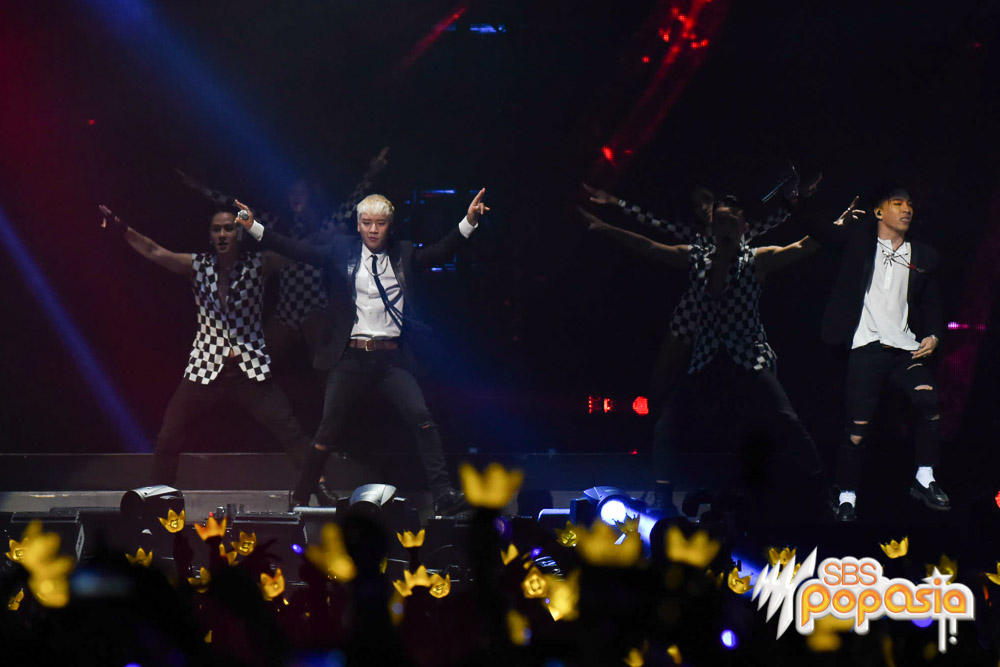 SBS Australia Official Pictures BIGBANG Made in Sydney 2015-10-17 (9)