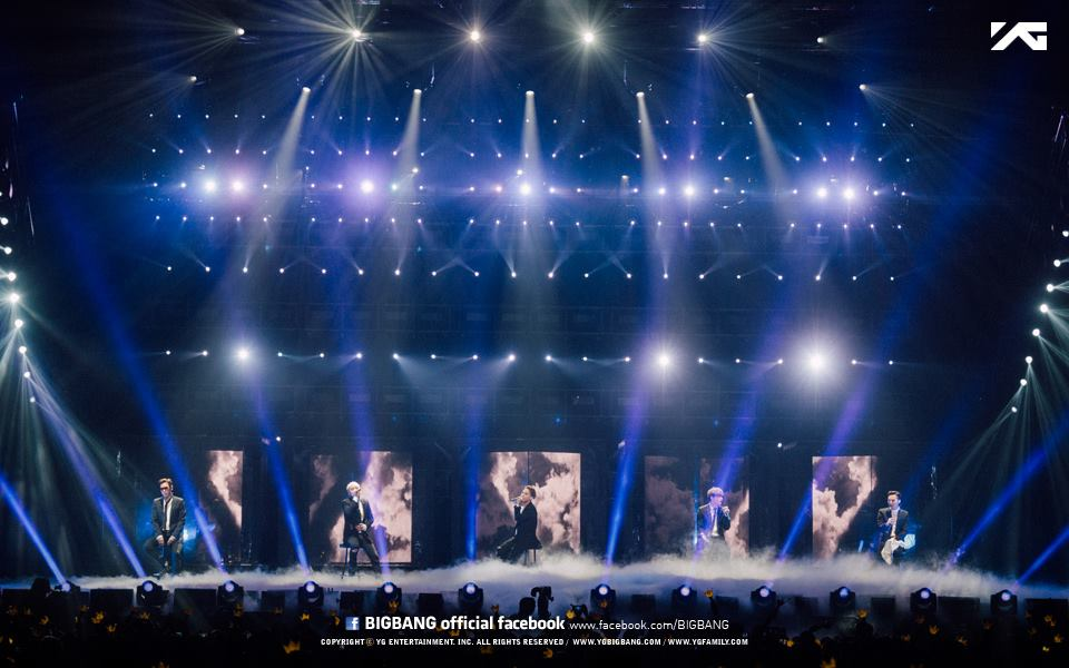 BIGBANG MADE in Sydney YG Official pics 2015-10-17 (1)