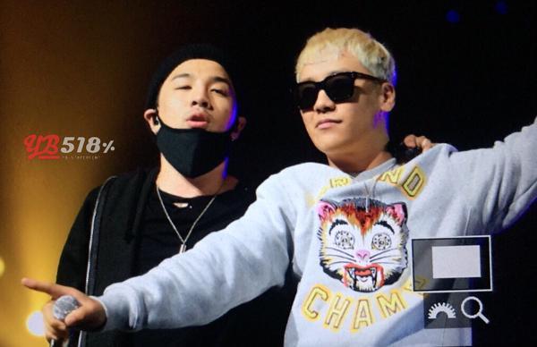 BIGBANG MADE in Sydney Day 1 SOUNDCHECK 2015-10-17 007