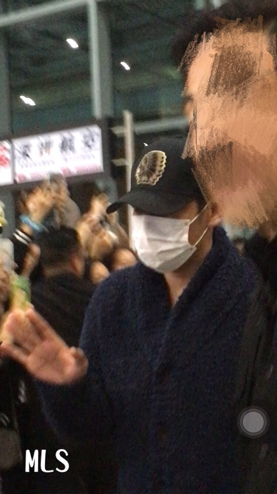 BIGBANG Departure Macao to Seoul 2015-10-26 by MyLadies???? (5)