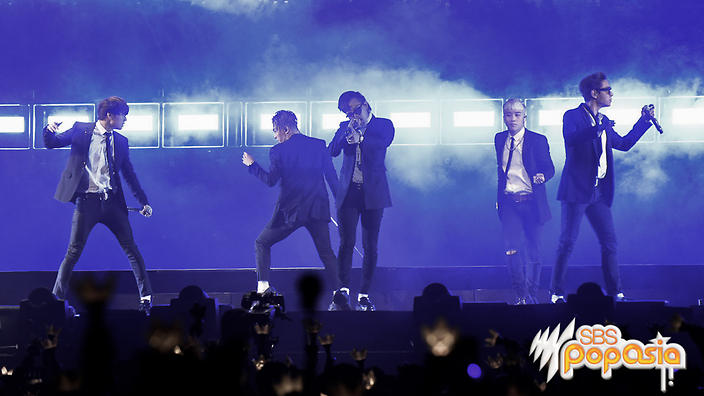 SBS Australia Official Pictures BIGBANG Made in Sydney 2015-10-17 (17)