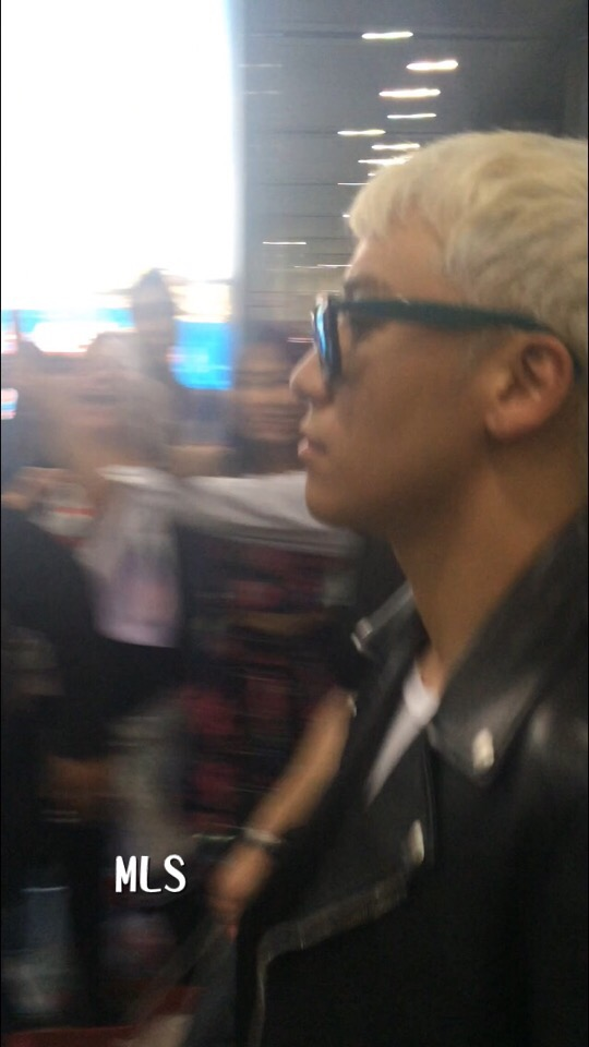 BIGBANG Departure Macao to Seoul 2015-10-26 by MyLadies???? (2)
