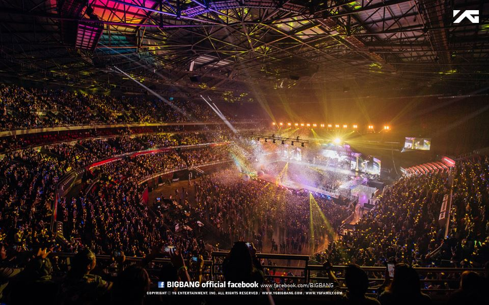 BIGBANG MADE in Sydney YG Official pics 2015-10-17 (4)