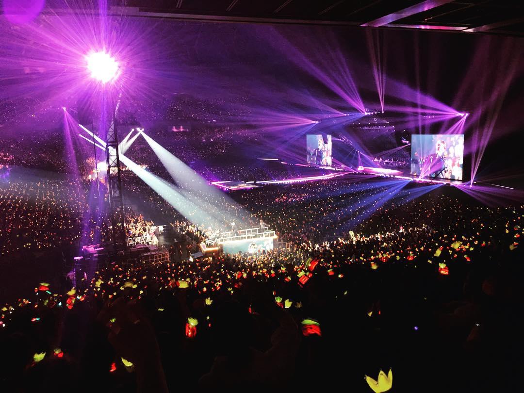 BIGBANG Kyocera Dome Osaka Day 1 2015-11-20 twinnieli