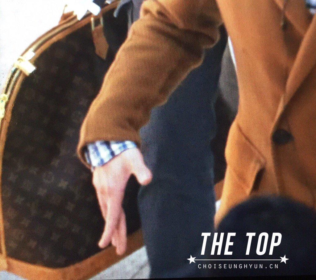 THETOP TOP Seoul to Taiwan 2015-11-05 (2)