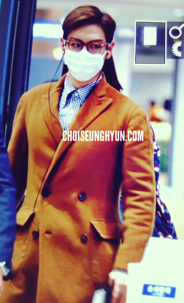 TOP Arrival Seoul 2015-11-06 choidot (1)