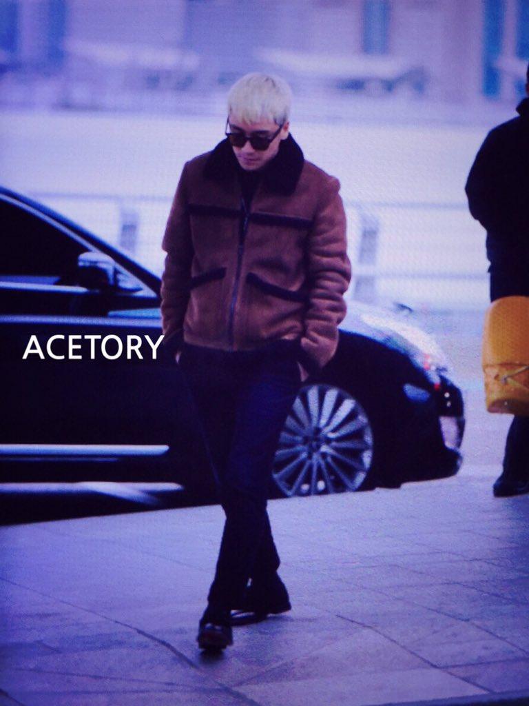 BIGBANG departure Seoul to Fukuoka 2015-11-27 (14)