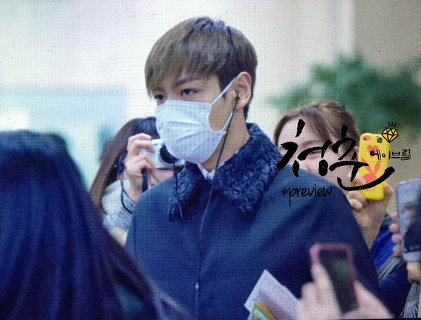 TOP Arrival Seoul from Tokyo 2015-111-03 (4)