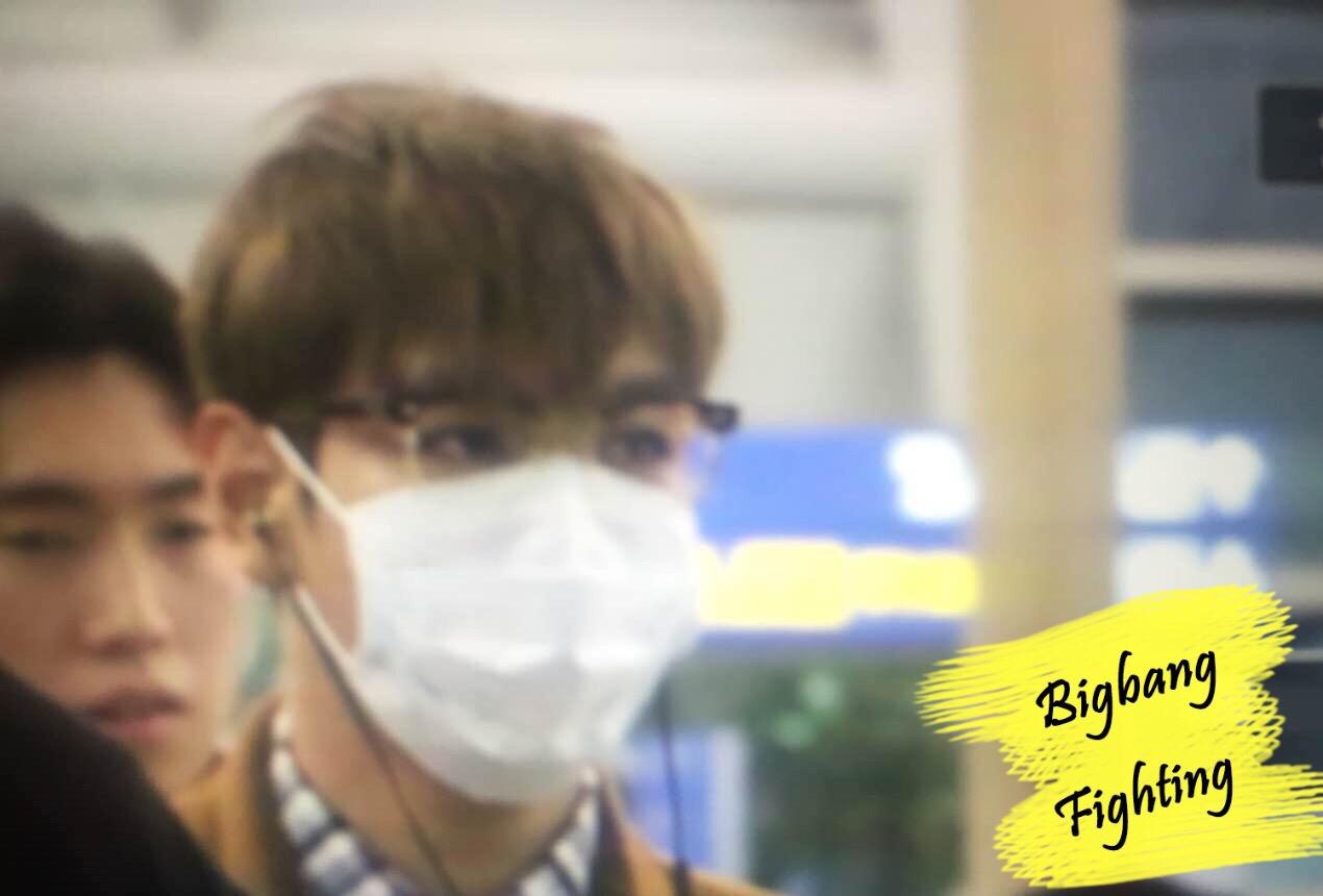 BIGBANGfighting TOP Seoul to Taiwan 2015-11-05 (3)
