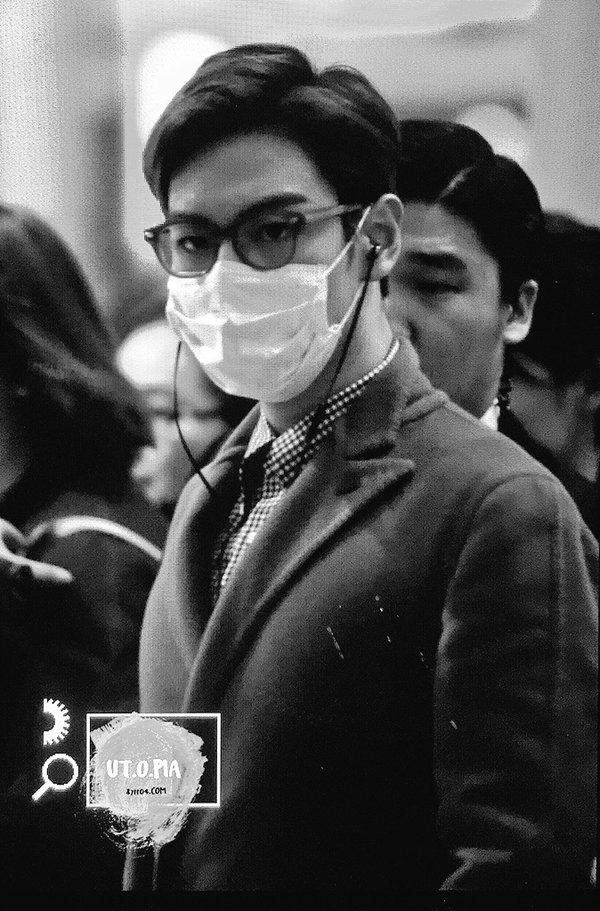 TOP Arrival Seoul 2015-11-06 utop (3)