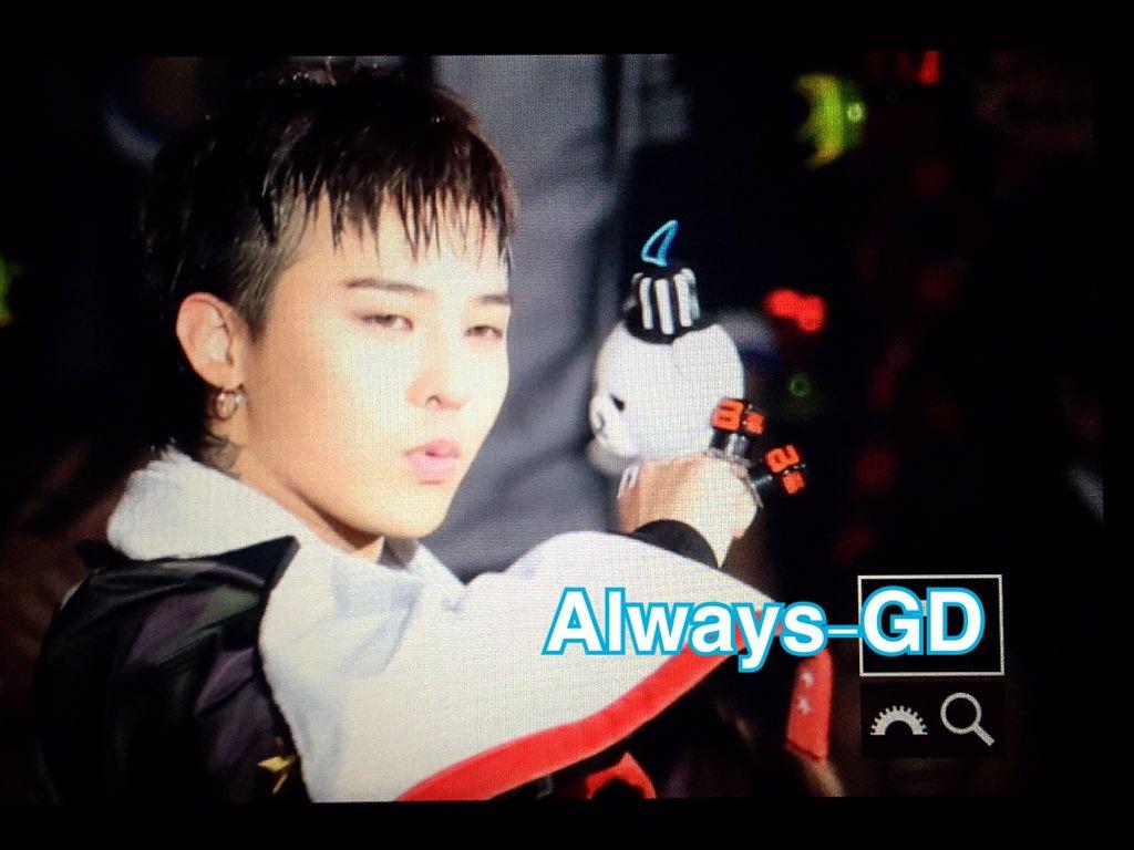 BIGBANG Kyocera Dome Osaka Day 1 2015-11-20 always GD