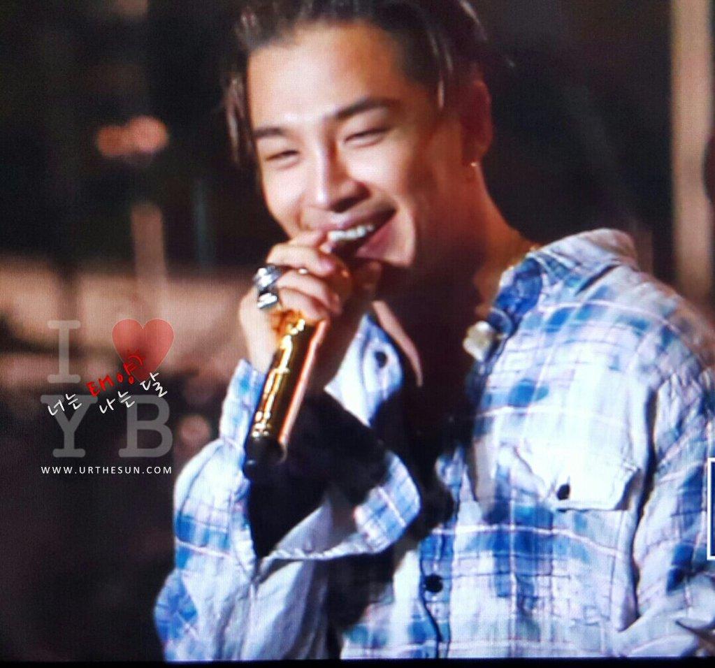 Tae Yang - PSY Concert - 26dec2015 - Urthesun - 05