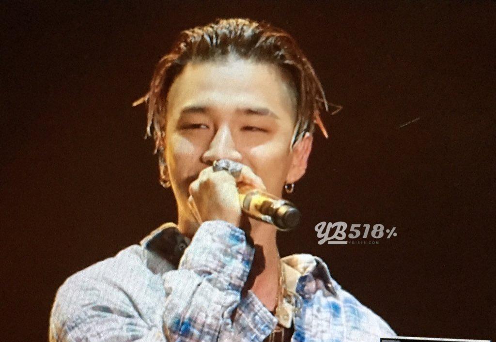 Tae Yang - PSY Concert - 26dec2015 - YB 518% - 02