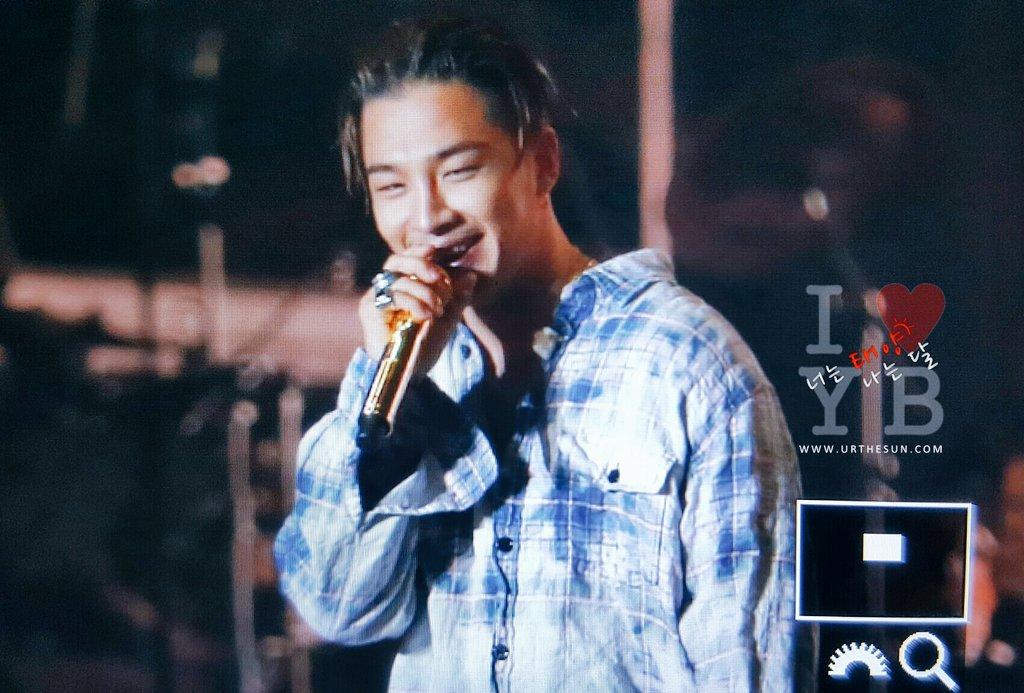 Tae Yang - PSY Concert - 26dec2015 - Urthesun - 04