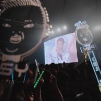 Tae Yang - PSY Concert - 26dec2015 - Danbal_y - 01