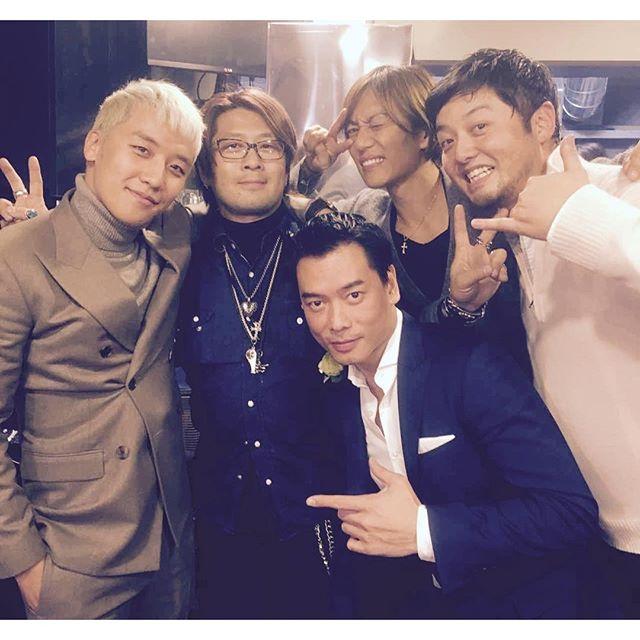 Seungri Instagram Dec 28, 2015 2:13pm 2015 X mas memories