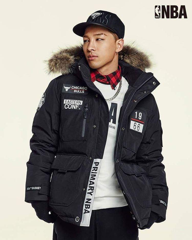 NBA Style Korea Taeyang 2015-12-28