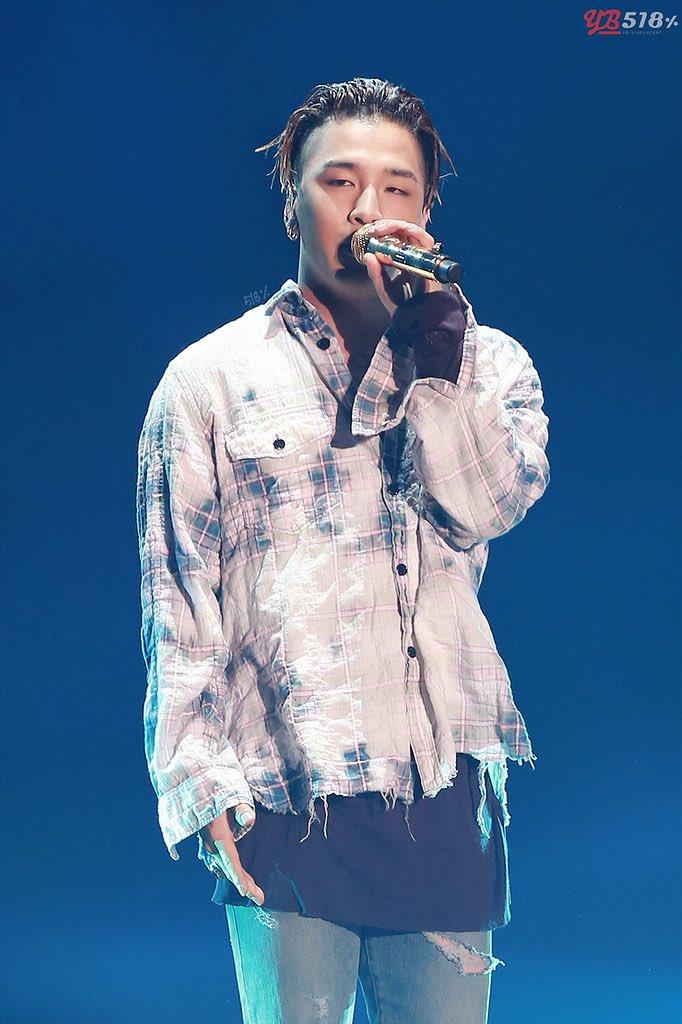 Tae Yang - PSY Concert - 26dec2015 - YB 518% - 06