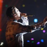 Tae Yang - PSY Concert - 26dec2015 - YB 518% - 09