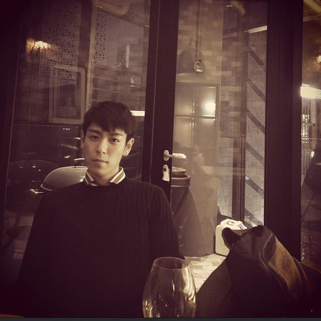 T.O.P Instagram Dec 30, 2015 10:07pm