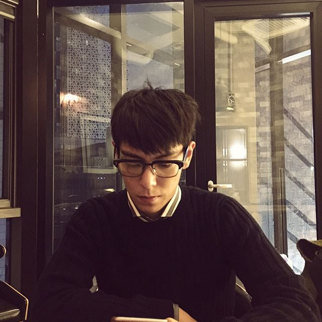 T.O.P Instagram Dec 30, 2015 10:05pm