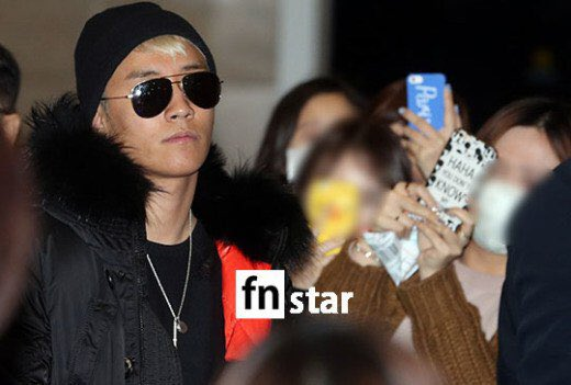 Big Bang - Gimpo Airport - 31dec2015 - Fnstar - 05