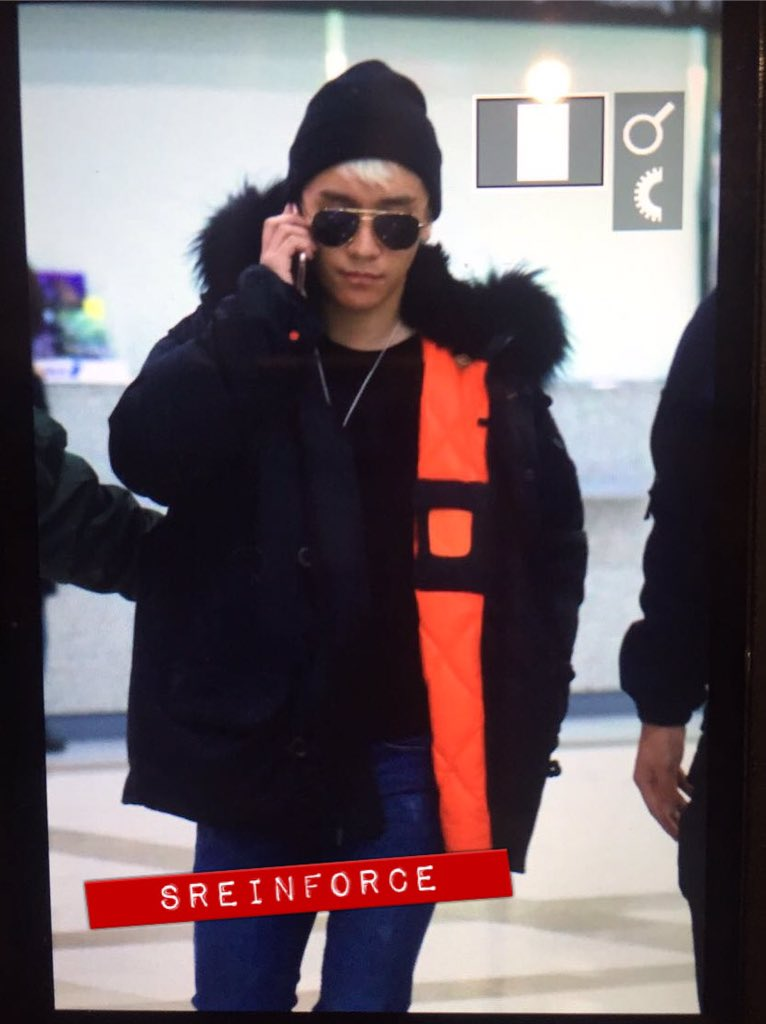 BIGBANG - Gimpo Airport - 31dec2015 - SReinForce_cn - 02