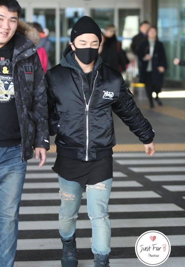 BIGBANG arrival Seoul ICN from Nagoya 2015-12-07 (46)