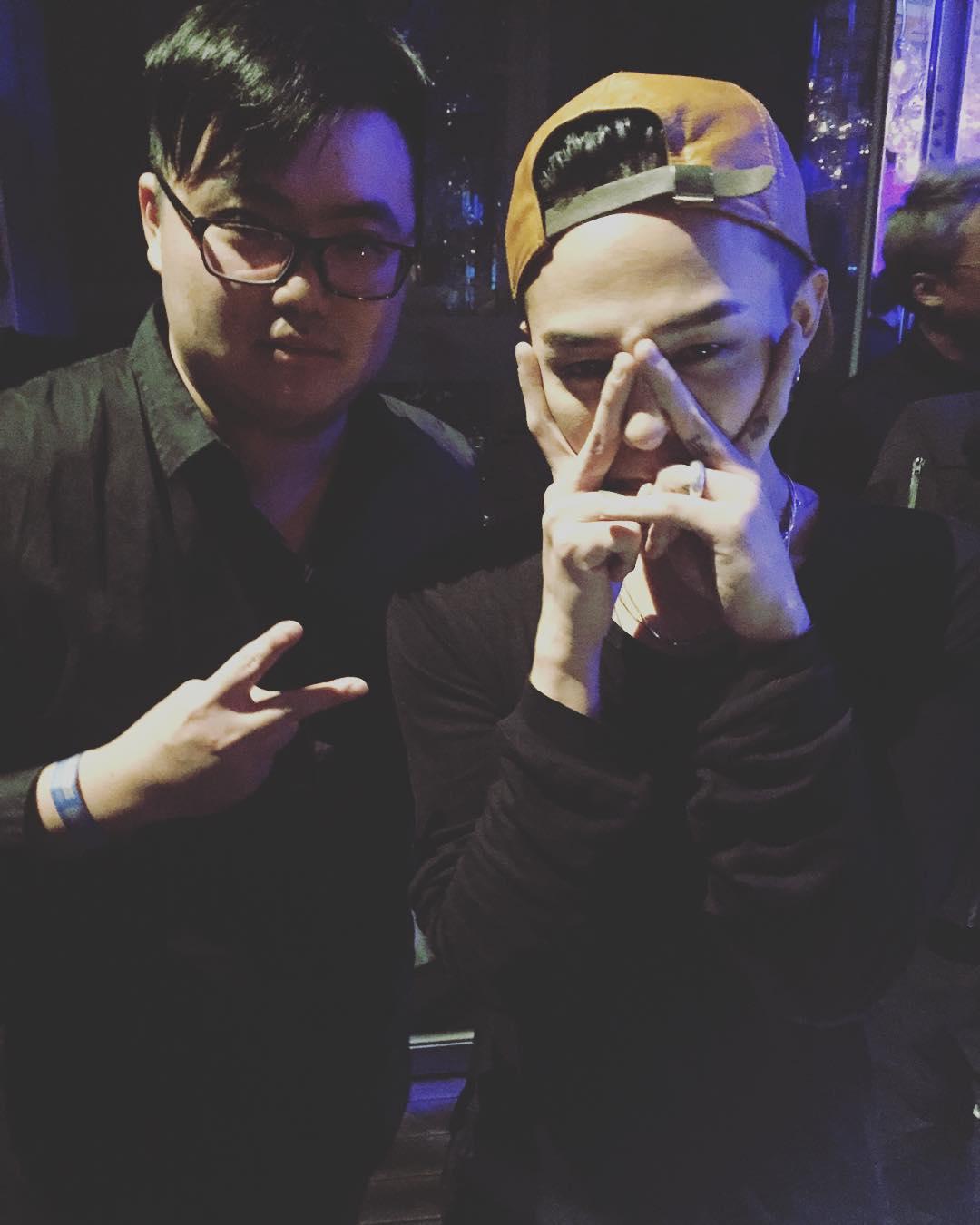 BIGBANG - MAMA 2015 - After Party - 02dec2015 - chu.calvin - 01